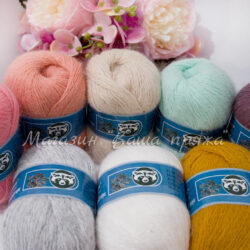 Norka (Норка) Long Mink Yarn