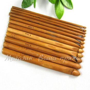 Набор бамбуковых крючков 12 шт.