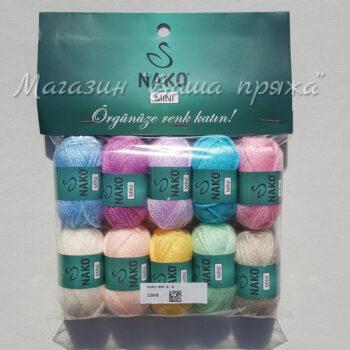 Пряжа Nako Mini