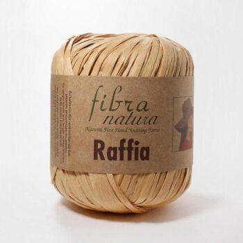Пряжа Fibra natura Raffia