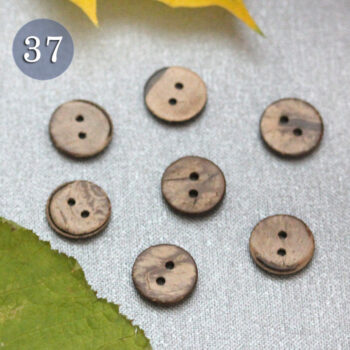Пуговица №37 деревянная