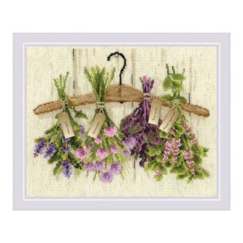 Набор для вышивания RIOLIS 1717 Пряные травы